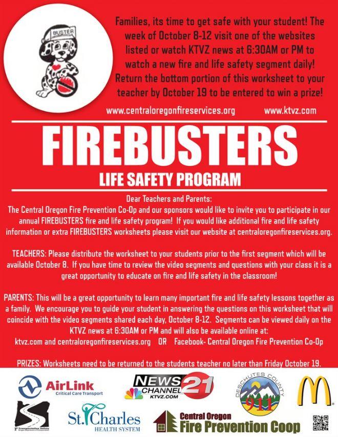 CENTRAL OREGON FIRE SERVICES | COFPC